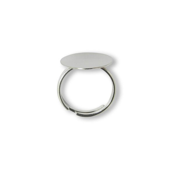 Verstellbarer Ring - Platte 17 mm